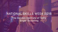 National Skills Week 2016: National Launch The Gordon Sugar Sculpting