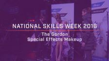 National Skills Week 2016: National Launch The Gordon Makeup