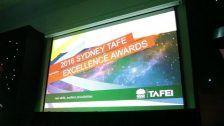 Sydney TAFE Student Excellence Awards 2016
