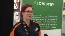 Alex Gannon – QLD Floristry WorldSkills Competitor