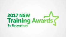 NSW Training Awards 2017
