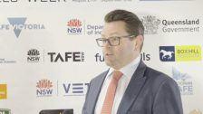 National Skills Week 2018 Victorian Launch: Andrew Williamson