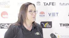 National Skills Week 2018 Victorian Launch: Belinda Pain