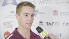 National Skills Week 2018 Queensland Launch: Anthony Cobb WorldSkills National Gold Medallist for Electrical Installation