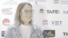 National Skills Week 2018 Victorian Launch: Breanna Szitarity