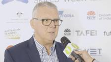 National Skills Week 2018 Queensland: John Tucker, General Manager of TAFE Queensland SkillsTech