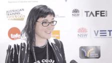 National Skills Week 2018 Victorian Launch: Tess Whitford