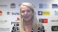 Kim Richards MP NSWK 2019 Queensland Launch at PWC Brisbane