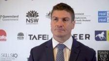 NRL Ambassador Matt Ballin – National Skills Week 2019 NSW Launch