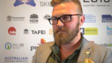 Toby Jones, Commercial Director Learning Vault – National Skills Week 2019 NSW Launch