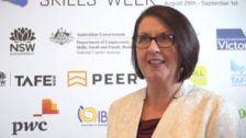 Kerry Penton, Managing Director TAFE NSW – National Skills Week 2019 NSW Launch