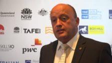 Troy Williams, CEO ITECA – National Skills Week 2019 NSW Launch