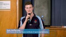 Sam Heffernan from Wagga Wagga joins Skills&Thrills
