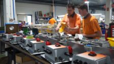 Engineering and Manufacturing at Hunter River High